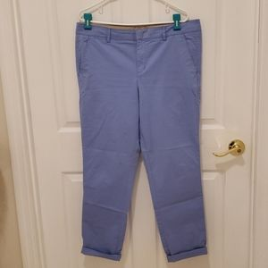 Vince blue skinny pants